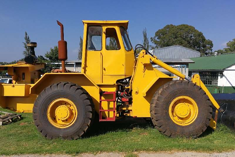 Machinery Bell Bell Front end loader 0