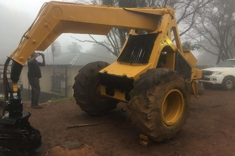 Bell Bell Logger 225A second hand for sale Machinery