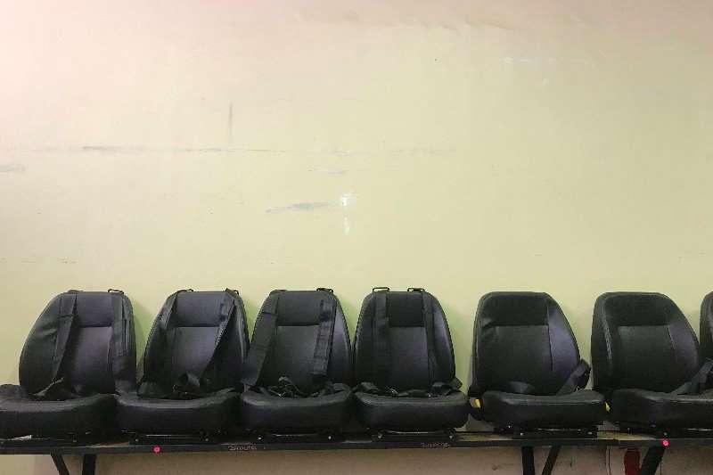 Bell Bell Logger, Skidder seats Machinery
