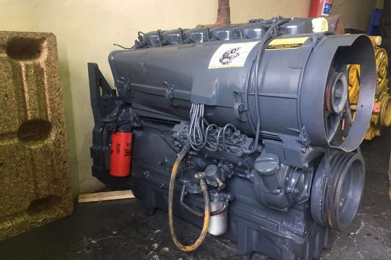 Bell DEUTZ FL912 Engine For Sale. R35 000.00 exl Machinery