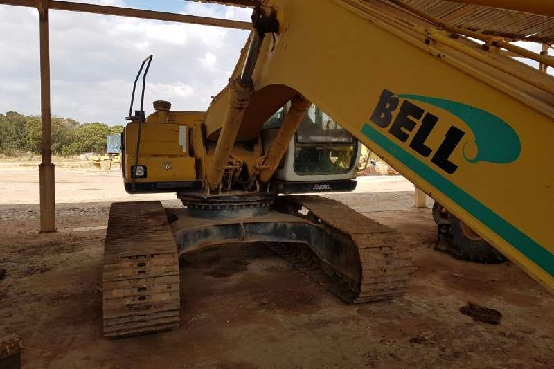 Machinery Bell Excavator Bell 1023 0