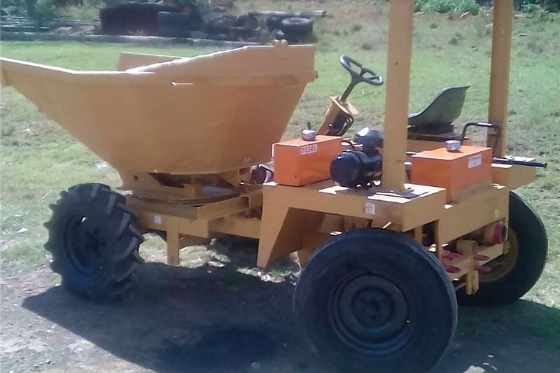 Machinery Construction DUMPER