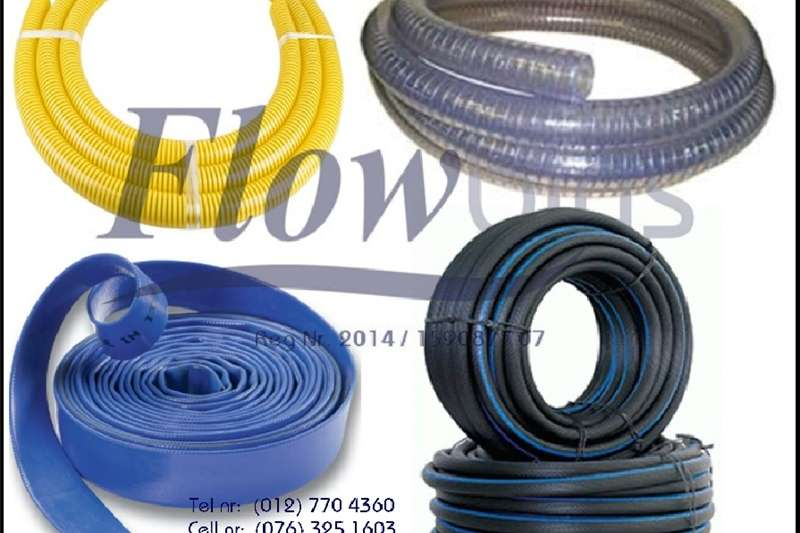 Construction Gauteng: 1000L Flowbins (IBC): Adaptors, Spares, P Machinery