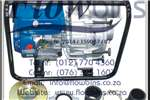 Machinery Construction Gauteng: CRI Petrol / Diesel Driven WATER Pumps 2001