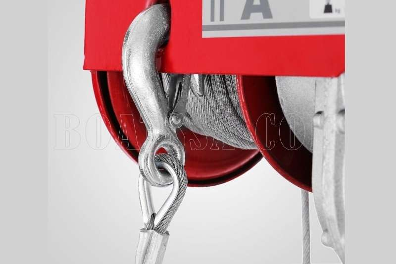 ELECTRIC CABLE HOIST EH500 Machinery