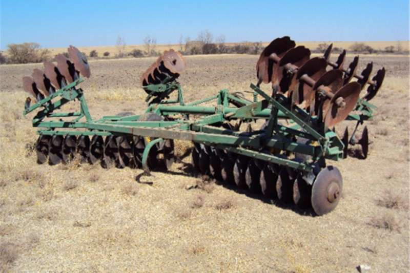 Farming 40 disk  offset Machinery