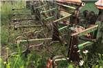 Machinery Farming 6 Ry John Deere Skoffel met Kunsmisbakke