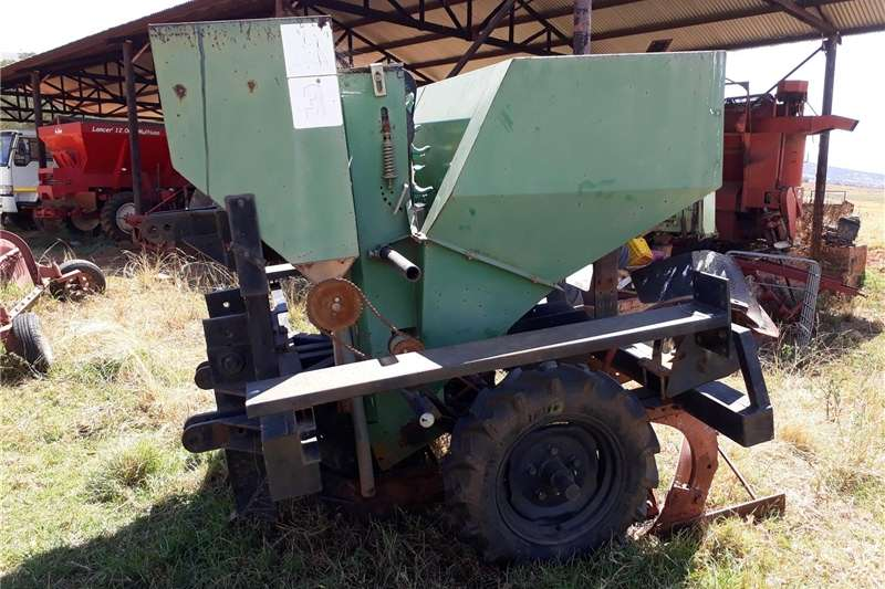 Farming Aartappel planter Machinery