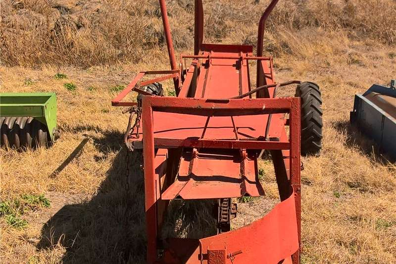 Farming Baal laaier / Bale loader for square bales Machinery