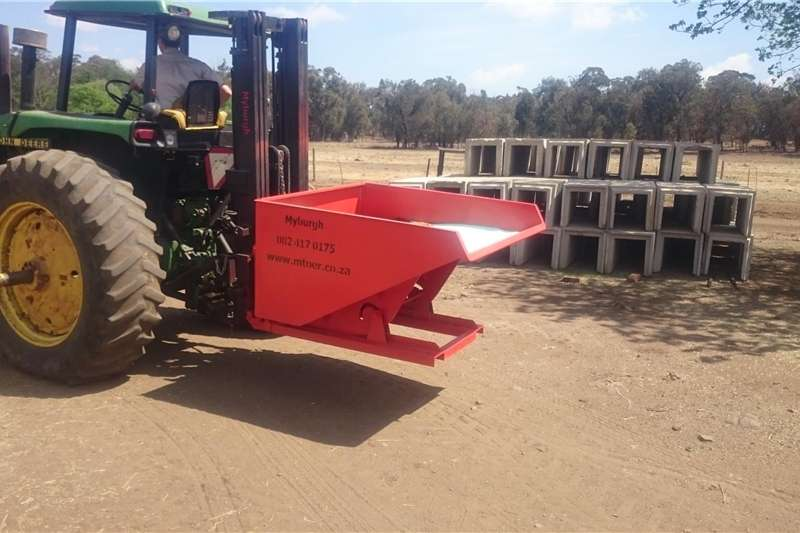 Farming Bintipper Machinery