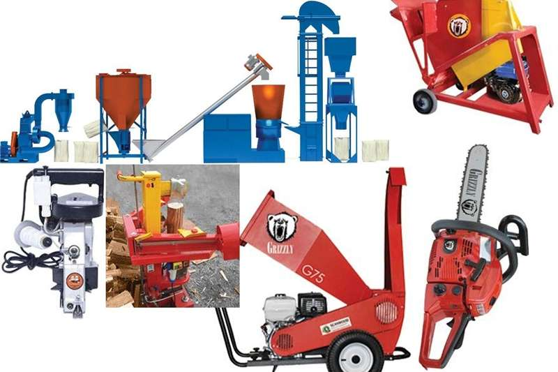Farming Bushgraze Feed Mill Machinery