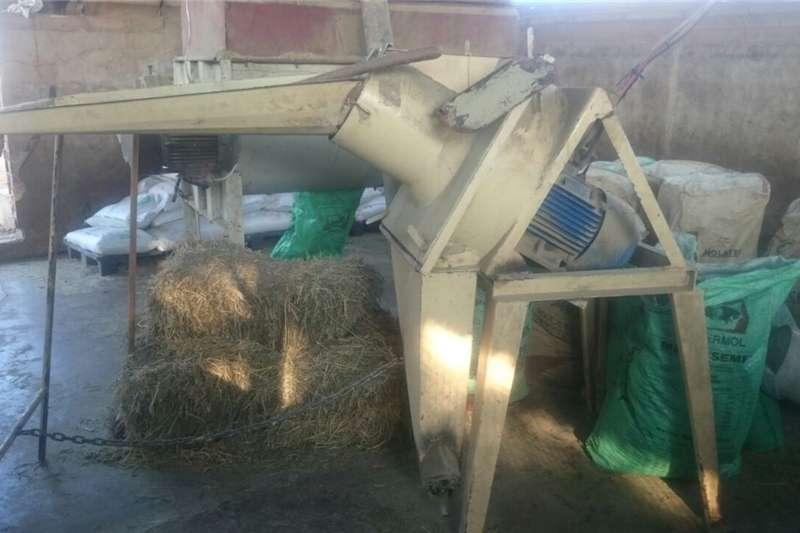 Farming Feed plant Machinery