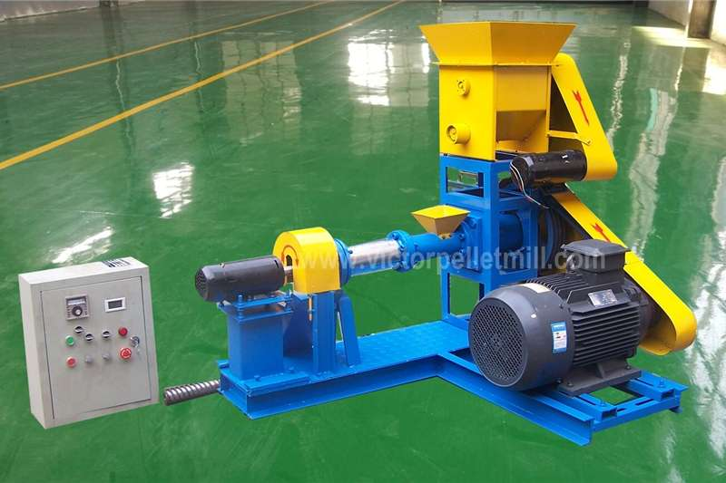 Machinery Farming floating fish feed machine for sale,best fish feed