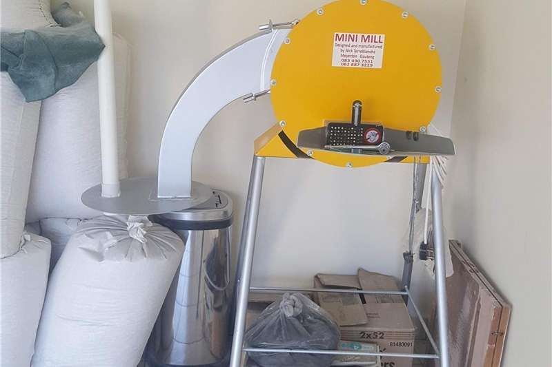Farming Gently used Mini Mill for sale Machinery