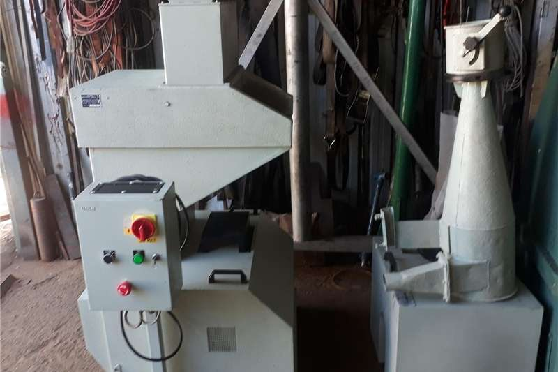 Farming Granulator Machine for Plastic Machinery