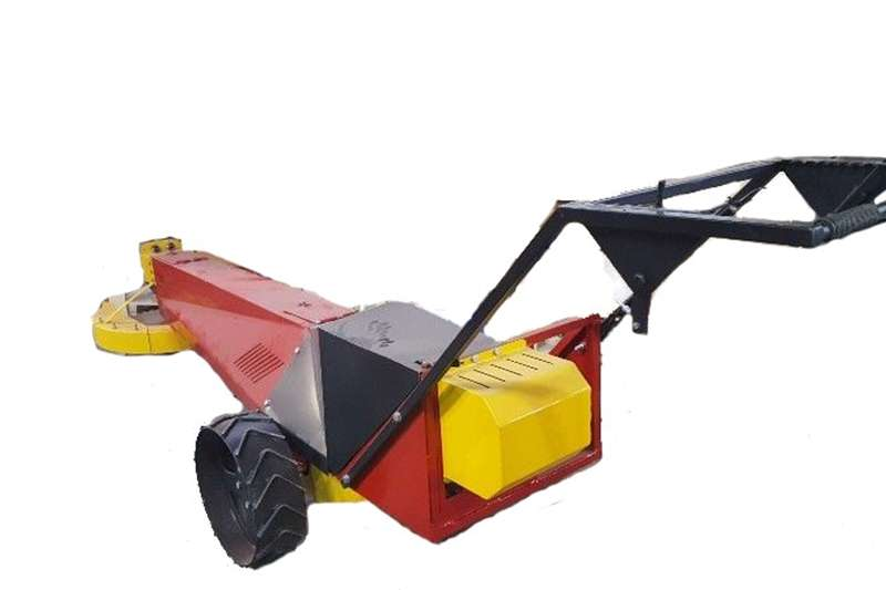 Farming Grizzly Defender Machinery