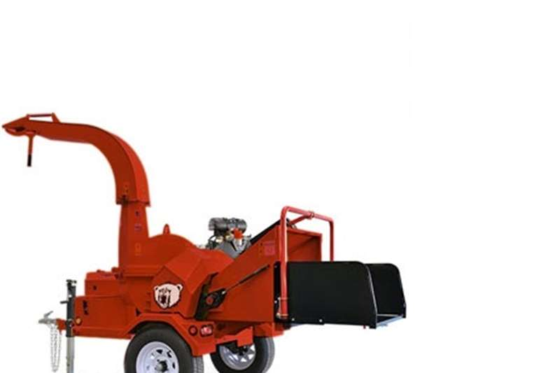 Farming Grizzly Wood Chipper 250 Machinery
