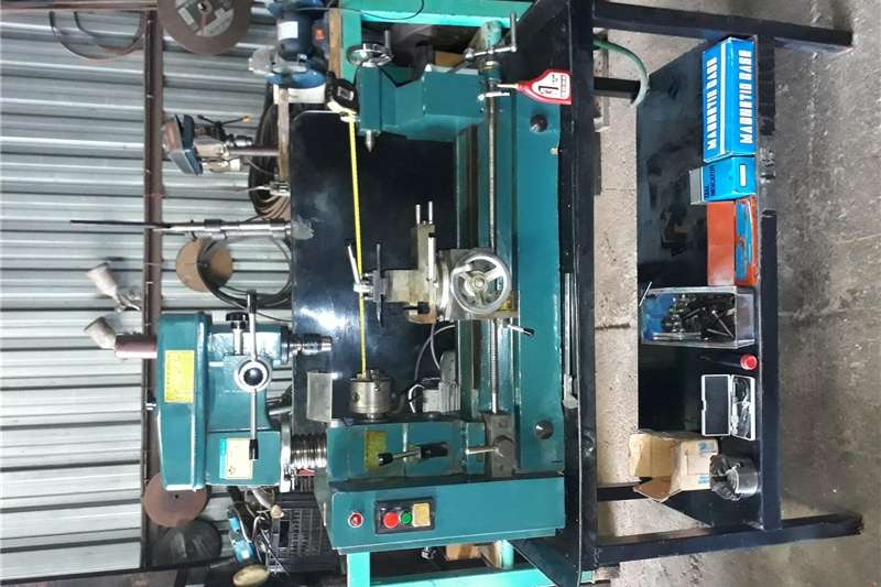 Machinery Farming Lathe, Milling & Drilling Machine AMCO