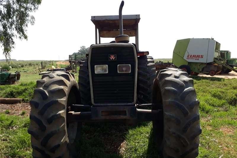 Farming Massey furguson 399 Machinery
