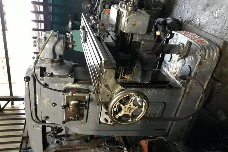 Farming Milling Machine Universal Machinery