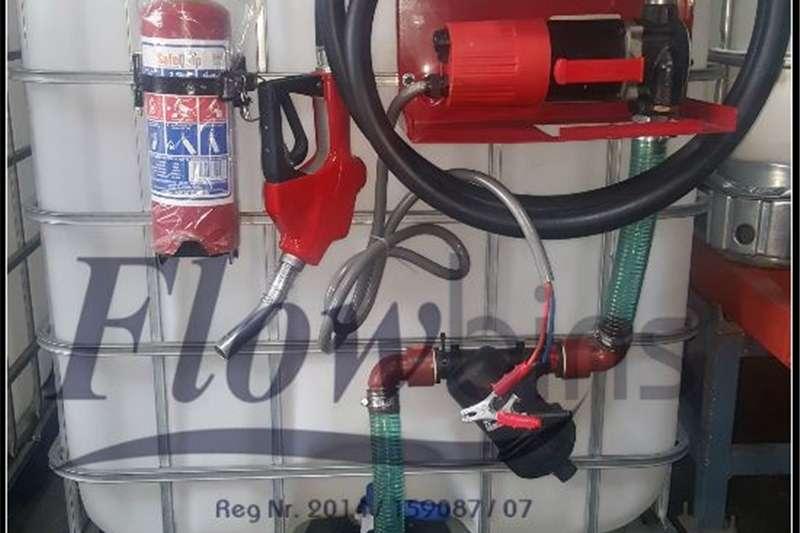 Farming NEW 1000L Diesel / Paraffin Bowsers 12V / 220V   B Machinery