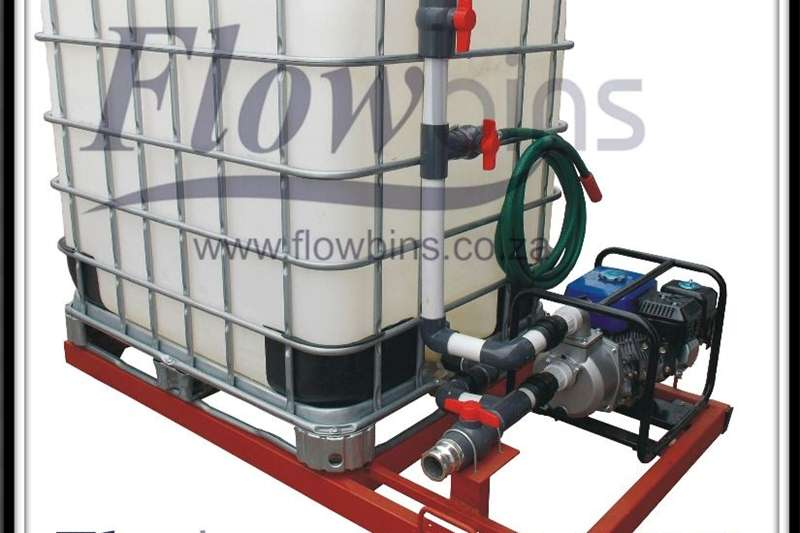 Farming NEW 1000L Fire Fighters / Water Bowsers   Multi Pu Machinery