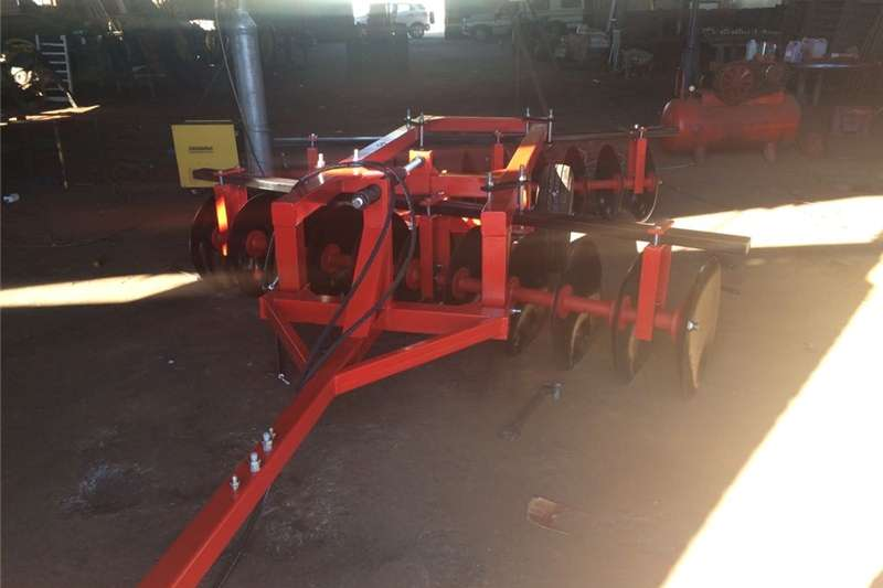 Machinery Farming New and second hand hydraulic discs for sale