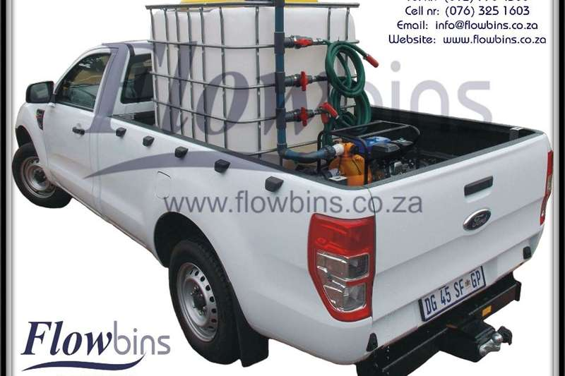 Gauteng: 1000L Water Bowsers / Fire Figthers   Mul Machinery