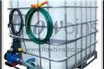 Machinery Gauteng: 1000Lt Water Transport Unit 220V / Rain H