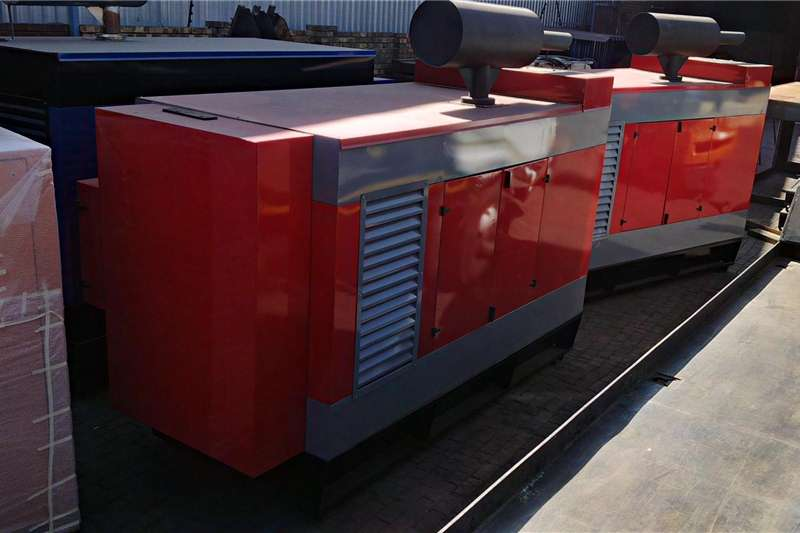 Machinery Industrial generators