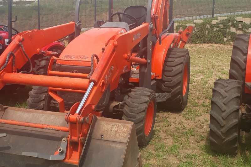 Kubota Kubota L 39 TLB Machinery