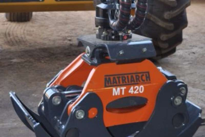 Machinery Matriarch MT420