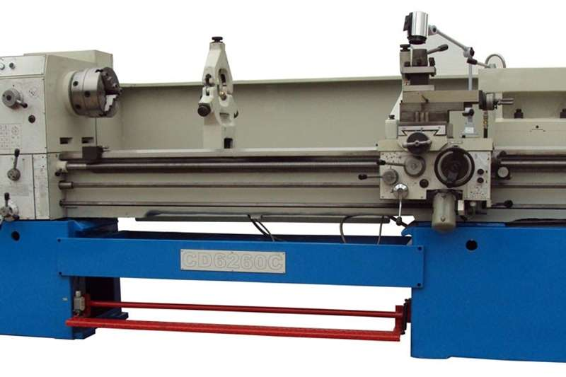 New Lathe CD6260C/2000 Machinery