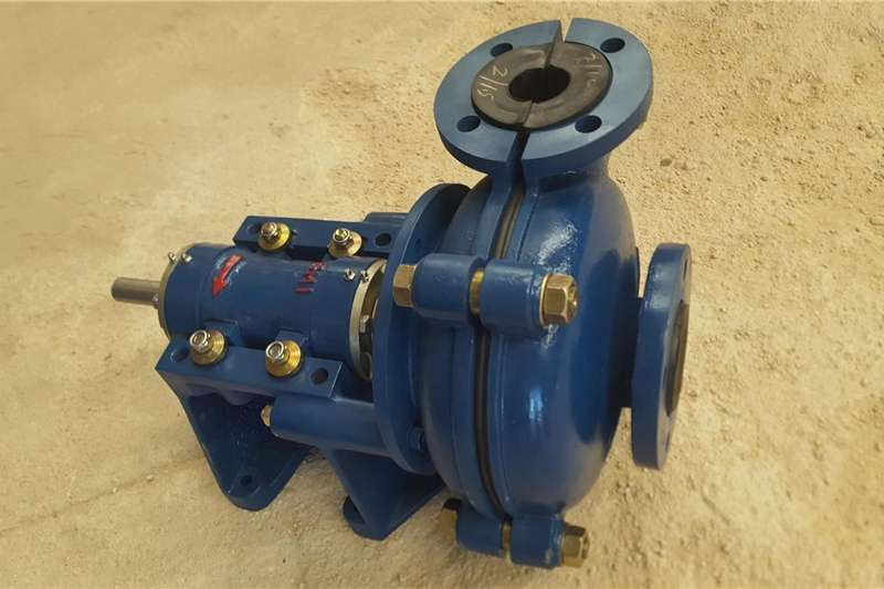Machinery Slurry pump. Pump and motor
