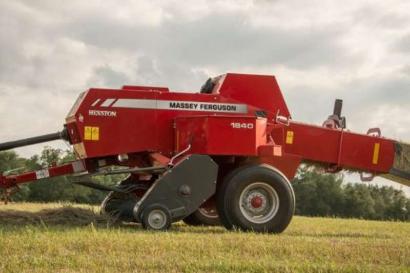 Massey Ferguson Balers NEW 1840 SMALL SQAURE BALER Hay and forage