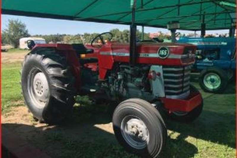 Massey Ferguson 165 Tractors