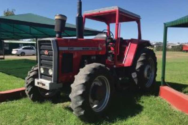 Massey Ferguson Tractors 2640