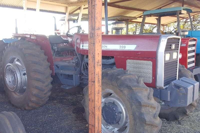 Massey Ferguson 399 4x4 Tractors