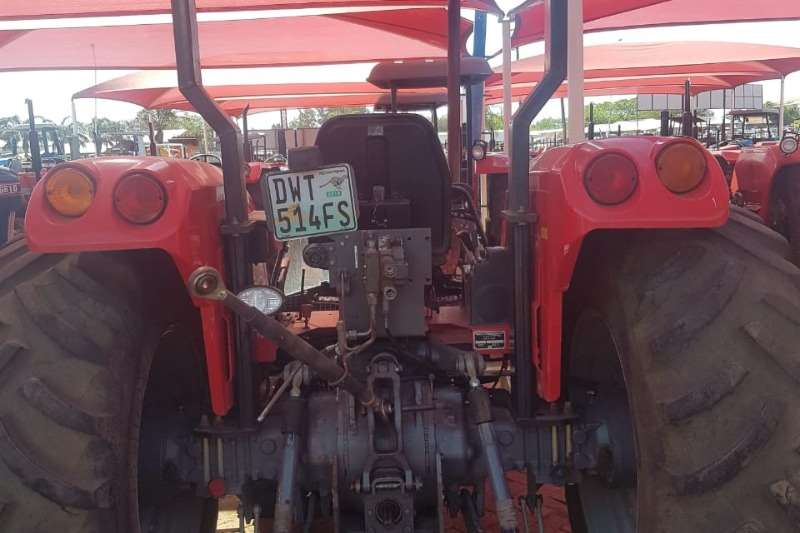 Massey Ferguson Four wheel drive tractors 440 Extra Fully Refurbished (1000) Tractors