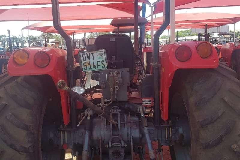 Massey Ferguson Four wheel drive tractors 440 Extra Fully Refurbished (1000) Tractors