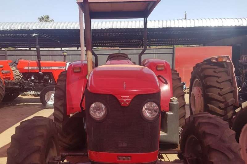 Massey Ferguson Tractors Four Wheel Drive Tractors 440 Extra Fully Refurbished (1000)