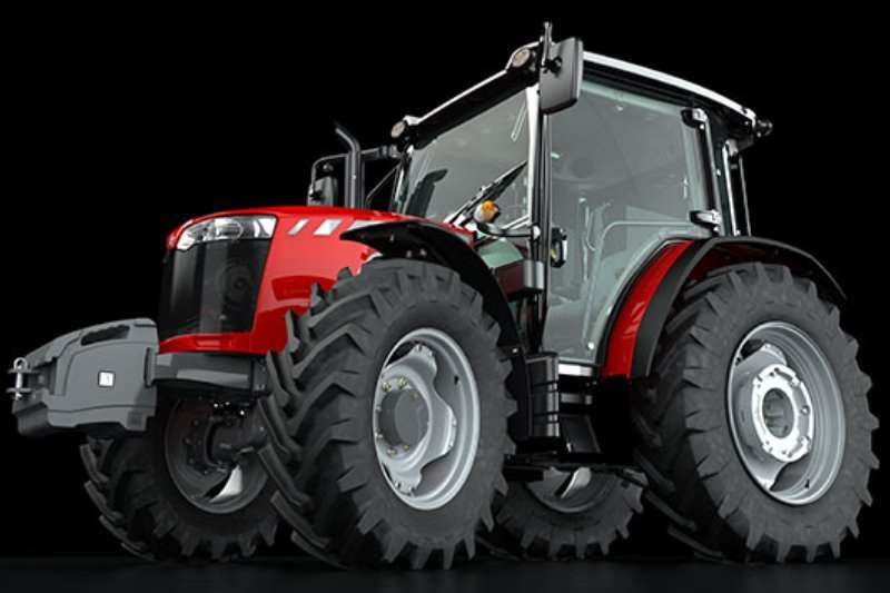 Massey Ferguson Four wheel drive tractors 5710 4WD CAB Tractors