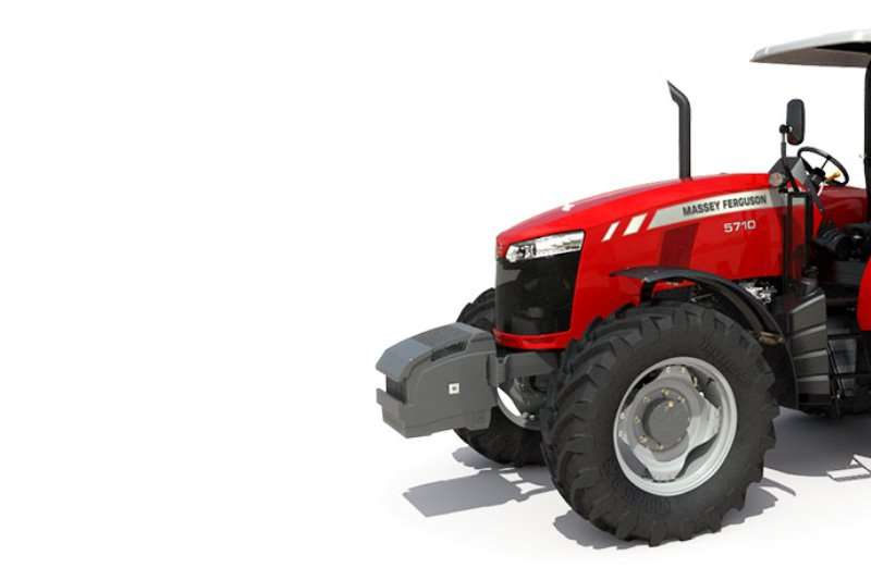 Massey Ferguson Four wheel drive tractors 5710 4WD POWER SHUTTLE Tractors