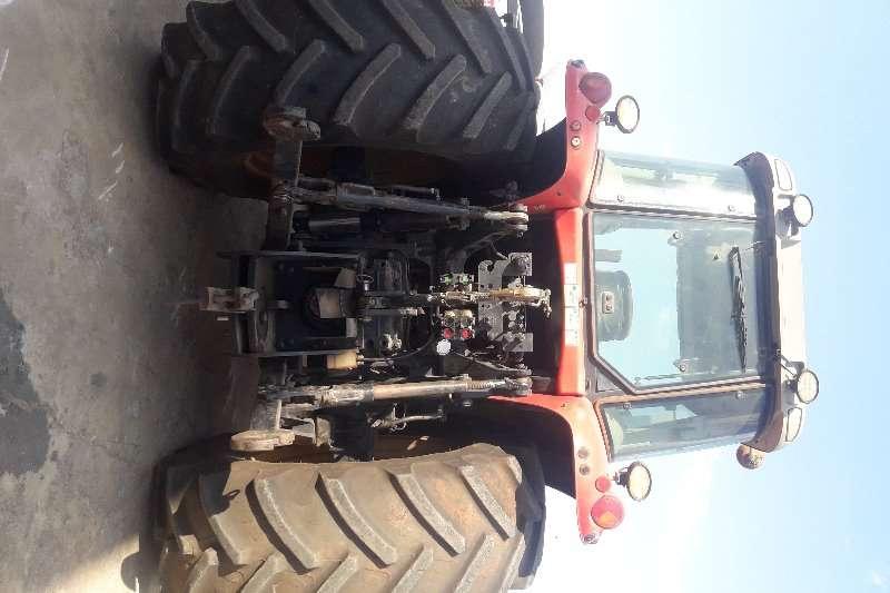 Massey Ferguson Four wheel drive tractors 6485 4WD CAB DYNA 6 Tractors