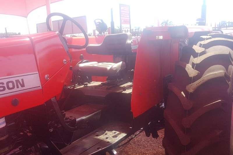 Massey Ferguson Four wheel drive tractors MF 390 Tractors