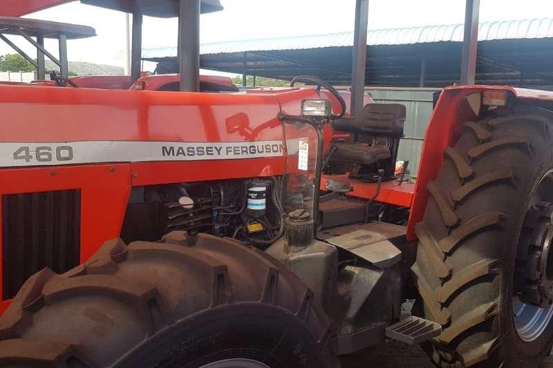 Massey Ferguson Four wheel drive tractors MF 460 4x4 Tractors