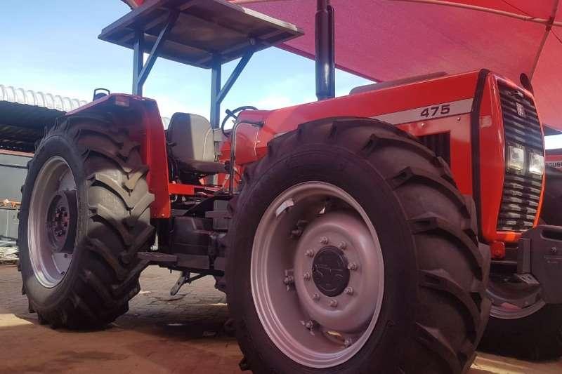 Massey Ferguson Four wheel drive tractors MF 475 4x4 Tractors