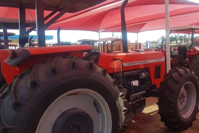 Massey Ferguson Four wheel drive tractors MF 475 Tractors