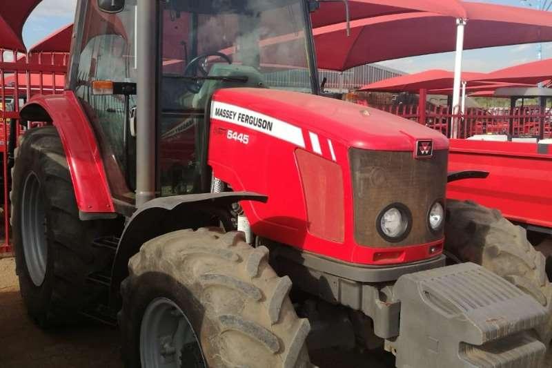 Massey Ferguson Four wheel drive tractors MF 5445 Tractors