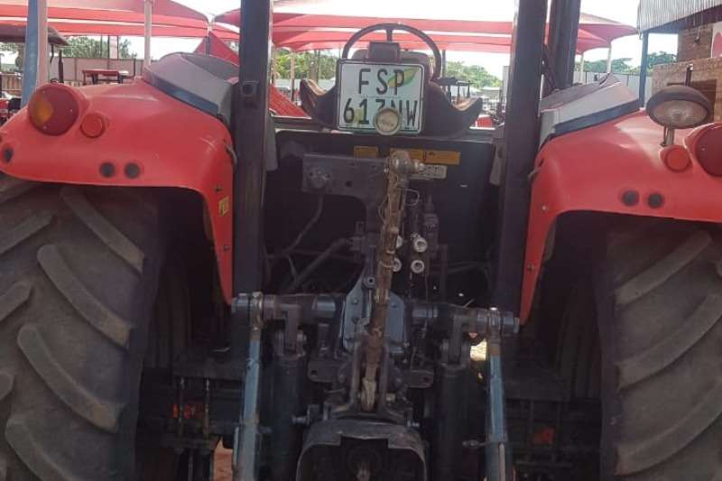 Massey Ferguson Four wheel drive tractors MF 5460 4x4 Tractors